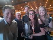 Kathiê conquista Troféu Gustavo Kuerten como melhor atleta feminina