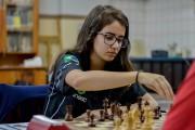 Acadêmica da Unesc na fase final do Campeonato Brasileiro de Xadrez