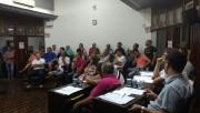 Vereadores diminuem recesso parlamentar do legislativo