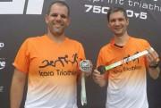 Içara Triathlon estreia no GP Summer Sprint Triathlon em Balneário Camboriú