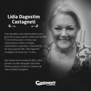 Matriarca da Família Castagneti Supermercados morre aos 72 anos