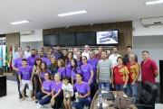 Projeto Pernas Solidárias Içara é apresentado no Legislativo Municipal