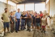 Cooperativa recebe ajuda de custos após incêndio