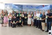 Livro da  história do projeto Geoparque é publicado pela EdiUnesc