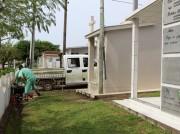 Novas instalações são realizadas no Cemitério Municipal de Içara