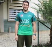 Goleiro de handebol da Satc é convocado para a seletiva nacional