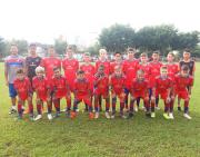 Futebol de base da FMCE inicia campanha no regional da LUD