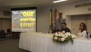 Serviço de Família Acolhedora é apresentado em Encontro Estadual de Promotores de Justiça
