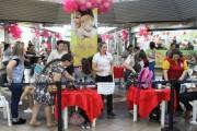 Mamães recebem tratamento de beleza no Terminal Central