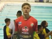 Nadador do Mampituba entre os melhores do Brasil na categoria Infantil