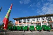Governo do Estado entrega equipamentos agrícolas a 23 municípios de SC