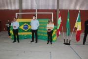 Celebração da Independência na Rede Municipal de Ensino de Maracajá