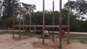 Espaço para crianças é revitalizado no Parque Ecológico de Maracajá