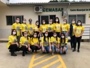 Maracajá realiza pedágio educativo em conscientização ao Setembro Amarelo