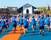 Estudantes de Içara concorrerão na Maratoninha da Caixa