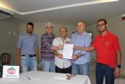 Programas para formação de atletas são firmados em Criciúma