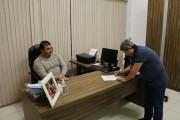 Vereador Márcio Dalmolin  (PMDB) retorna ao Poder Legislativo de Içara