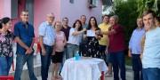 Silvia Mendes oficializa migração junto com apoiadores ao PSDB
