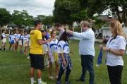 Moleque Bom de Bola conhece os campeões municipais