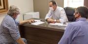 Arnaldinho e Da Rolt debatem novo acesso ao Santuário em Içara