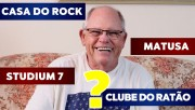 Ator Silvio Matos participa de canal do Sul do Estado