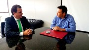 Minotto confirma agenda do Secretário de Saúde na Amrec e Amesc