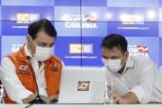 Portaria do Governo autoriza a confecção de máscaras de tecido para a população                                                                logo facebook  logo twitter  logo youtube  logo instagram   Coronavír