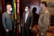 Governador anuncia chamada de novos policiais civis e militares para SC