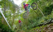 Ciclistas Gabriel e Thiago buscam incentivo do município