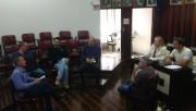 Vereadores se reúnem com integrantes do Observatório Social