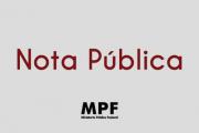 Em nota, mulheres do MP lamentam opinião de deputado catarinense