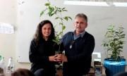 Mil mudas de árvores para fortalecer a educação ambiental