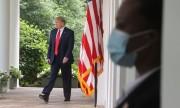 Presidente Trump anuncia rompimento dos Estados Unidos com a OMS