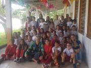Fotografia e projetos humanitários são temas de palestra em escola