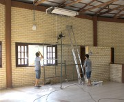 Centro de Eventos de Maracajá conta com ar climatizado