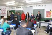 Maracajá inicia formação de 30 brigadistas voluntários