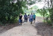 Nova trilha do Parque Ecológico de Maracajá é apresentada