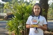 Aluna Satc é campeã brasileira de Xadrez Blitz