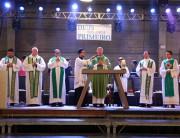 Missa presidida pelo bispo encerra Vinde e Vede 2019
