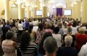 Cerimônia religiosa marca início das atividades da Afasc em 2018