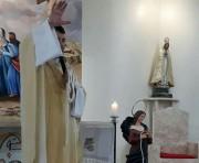 Paróquia realiza novena de Nossa Senhora Desatadora dos Nós