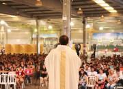 Missa e pregação marcam o primeiro dia do Vinde e Vede 2019