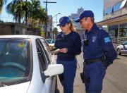 Agentes de Trânsito utilizarão câmeras de monitoramento individual