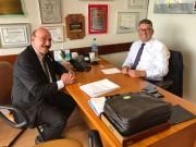 Deputado Manoel Mota articula recursos para região sul