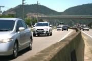 Movimentação de veículos continua alta depois de feriados