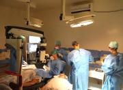Secretaria de Saúde participa do mutirão de cirurgias de catarata