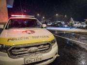 Santa Catarina registra neve e frio intenso no amanhecer desta sexta-feira