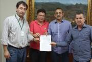 Prefeitura de Nova Veneza renova convênio com a Epagri