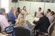 Técnicos do Programa Prefeito Amigo da Criança visitam Nova Veneza