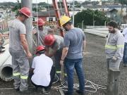 Cuidado com altura é reforçado aos colaboradores